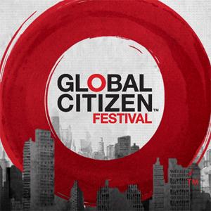 Logo - Global Citizen Festival 2014