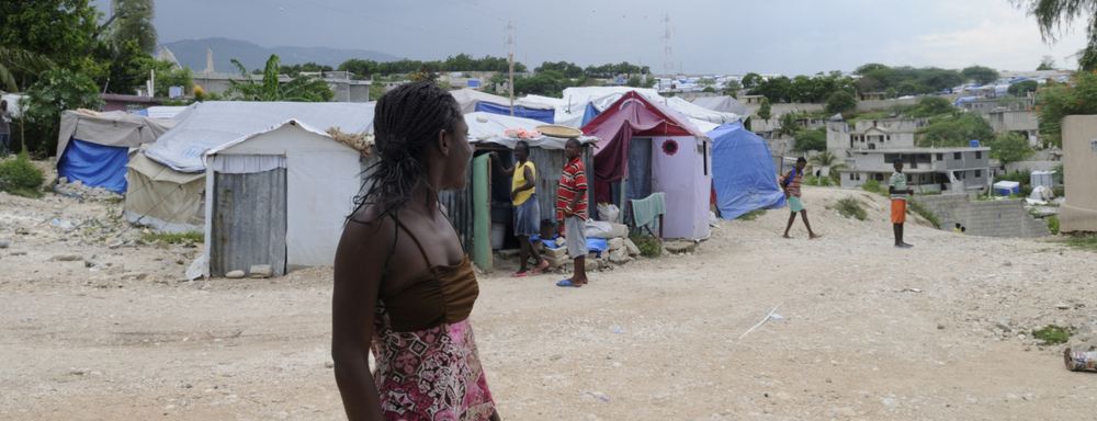 Preventing Violence Against Displaced Haitian Youth
