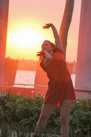 Kinesis Dance Project founded by Melissa Riker '96