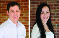 Institute directors Victor Labruna, Ph.D., and Mandy Habib, Psy.D.