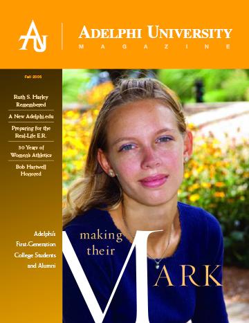 Adelphi Magazine: Fall 2005