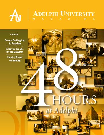 Adelphi Magazine: Fall 2008