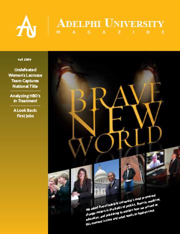 Adelphi Magazine: Fall 2009