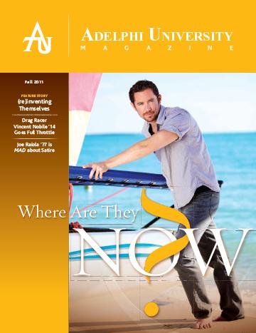 Adelphi Magazine: Fall 2012