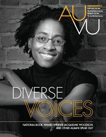 Adelphi University Magazine - Fall 2015