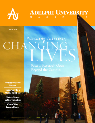 Adelphi Magazine: Spring 2005