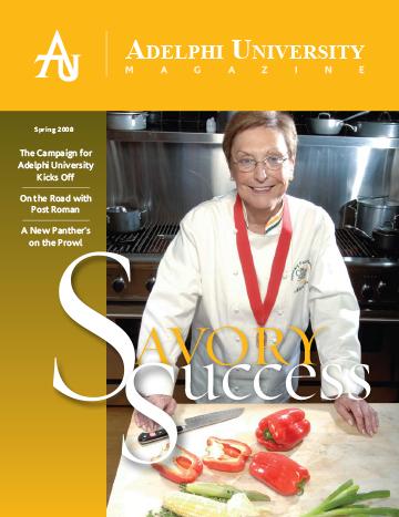 Adelphi Magazine: Spring 2008