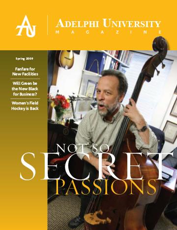 Adelphi Magazine: Spring 2009