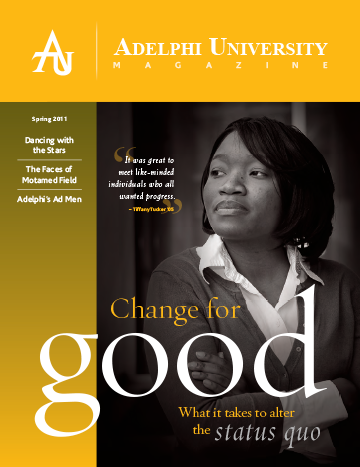 Adelphi Magazine: Spring 2011