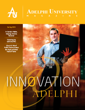 Adelphi University Magazine - Spring 2013