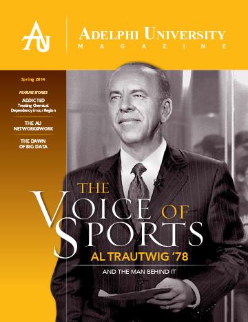 Adelphi University Magazine - Spring 2014
