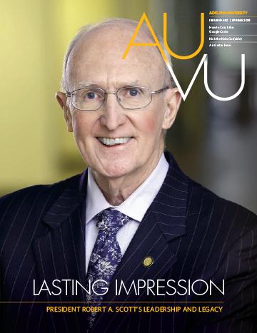 Adelphi University Magazine - Spring 2015