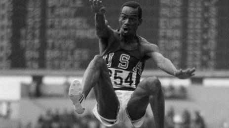 Bob Beamon '72 Olympic Champion