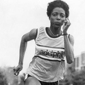 June Griffith Collison '81, M.B.A. '84