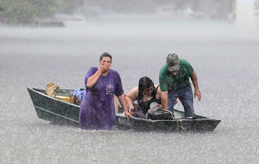2016 Louisiana Floods, Courtesy of LI Herald