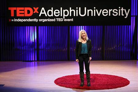 TEDxAdelphiUniversity