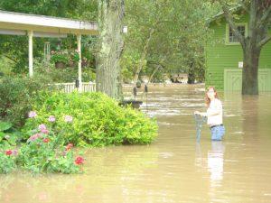 Flood Damage Debbie - Geoff Grogan's Story