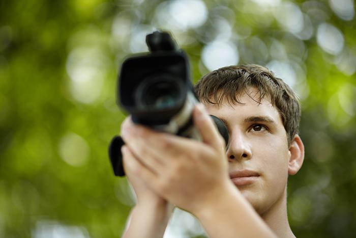 Budding Filmmakers Get Their Start in Adelphi's Summer Pre-College Program