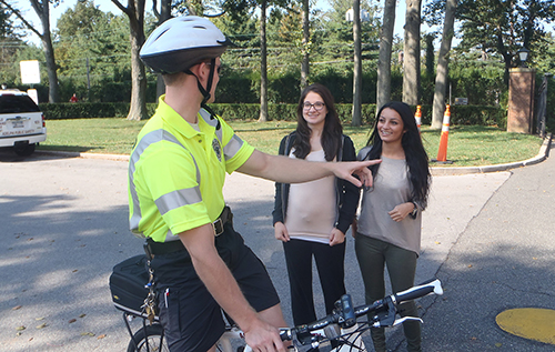 Campus Bike Patrol