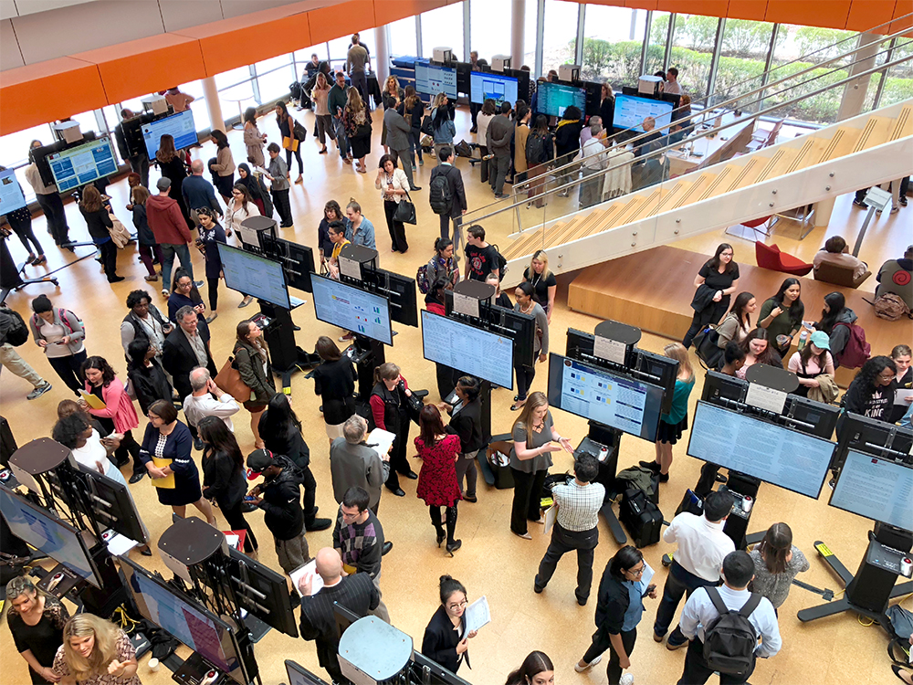 2018 Research Day at Adelphi