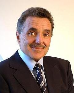 Leonard Riggio, fondatore e presidente di Barnes & Noble. inconfondibile l'origine italiana.