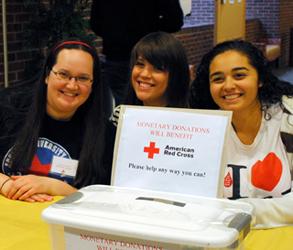 Emergency Blood Donations Drive