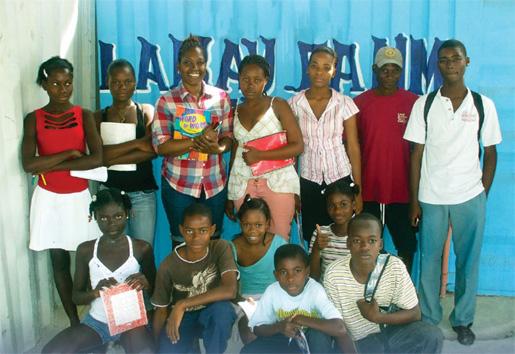 HIV and STI documentation project