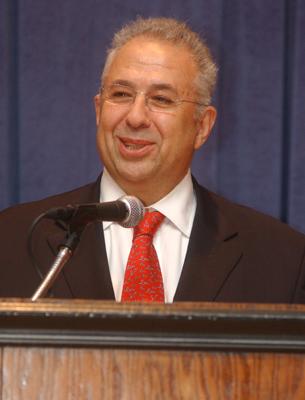 Ambassador Adamantios Th. Vassilakis