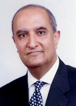 Ambassador Maged Abdelaziz