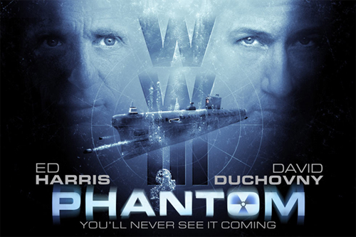 Phantom - film screening