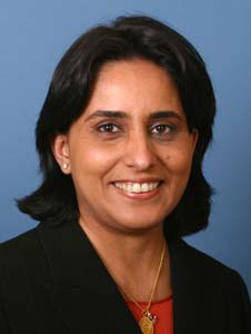 Ruby Sharma, Ernst & Young
