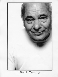 Burt Young, Academy Award Nominee Adelphi Honorary Degree Recipient