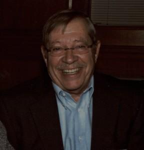 Leonard J. Garigliano '57, Ruth S. Harley Distinguished Alumni Achievement Award Receipient
