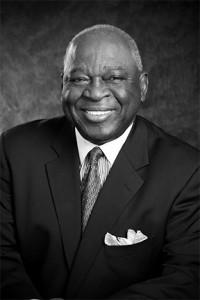 Bert Mitchell, Founder and chairman emeritus of Mitchell & Titus, honorary degree 2013