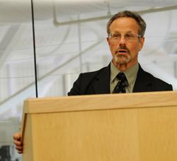 Daniel Rosenberg at the 2013 General Studies Awards