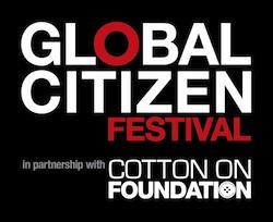 Global citizen Logo