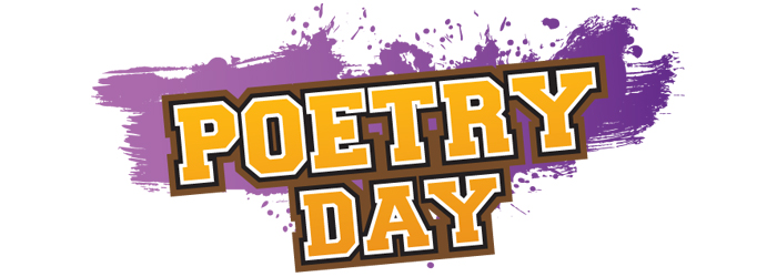 Poetry Day Logo