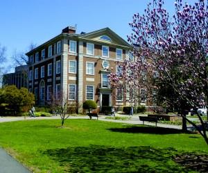 blodgett hall at adelphi university