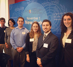 Adelphi Students United Nations