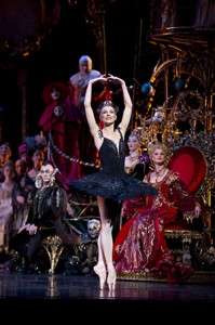 SWAN LAKE; The Royal Ballet,