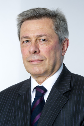 Ambassador Vladimir Drobn Headshot