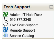 tech-support-moodle-block