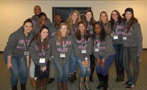 Psychology Day Student Leaders