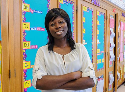 Nellyzita Nwosu, Ph.D. '13