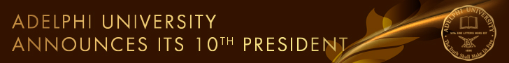 Adelphi University Announces its 10th President