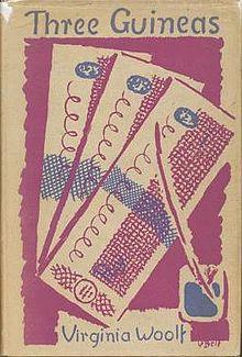 Three Guineas by Virginia Woolf