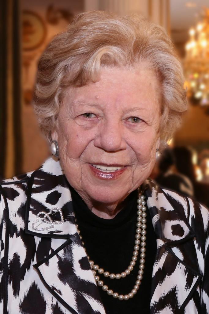 Claire Shulman '46