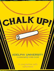 Chalk UP! A community-wide artistic event