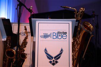 USAF Rhythm in Blue