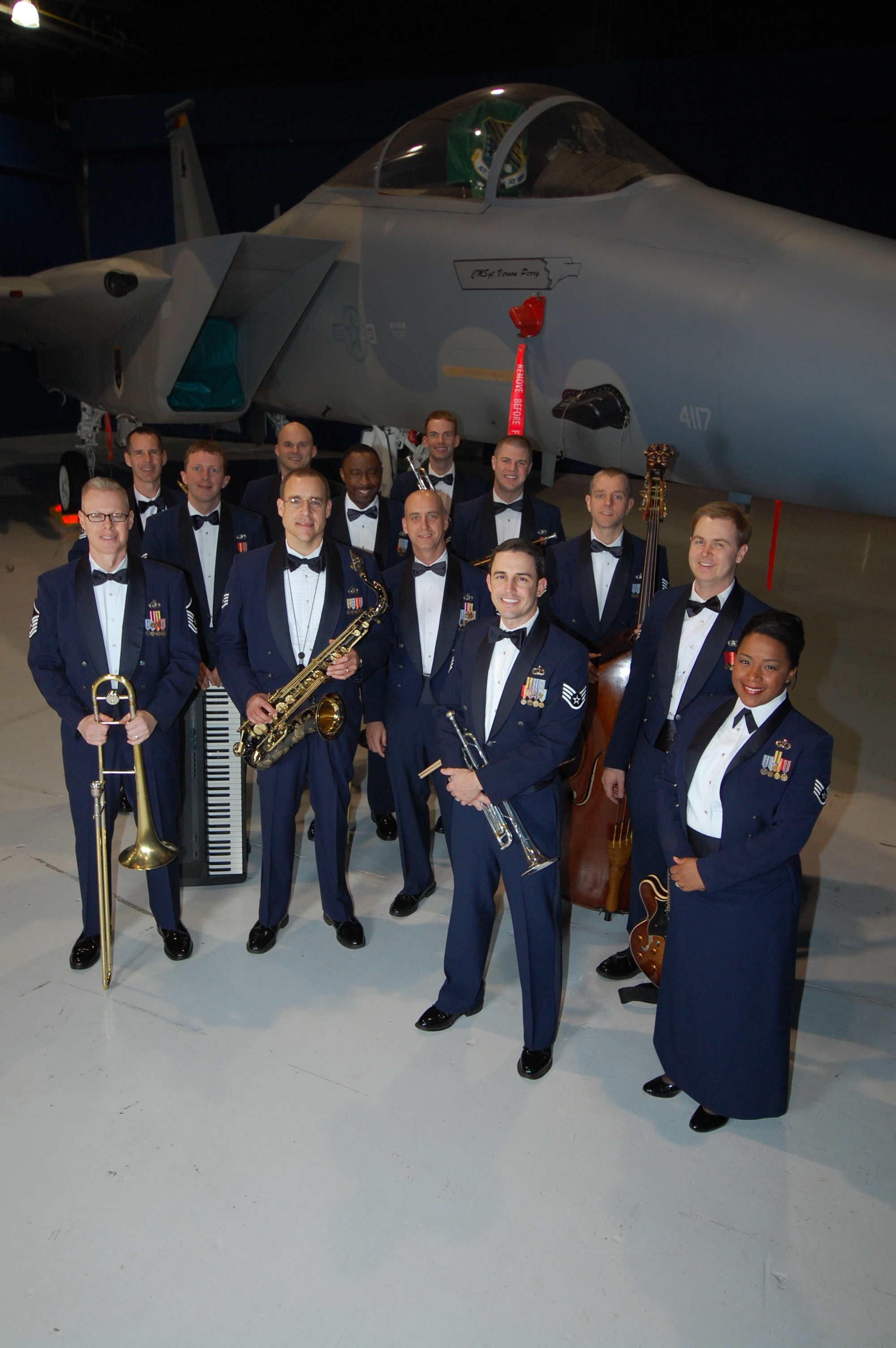 Image result for rhythm in blue jazz ensemble